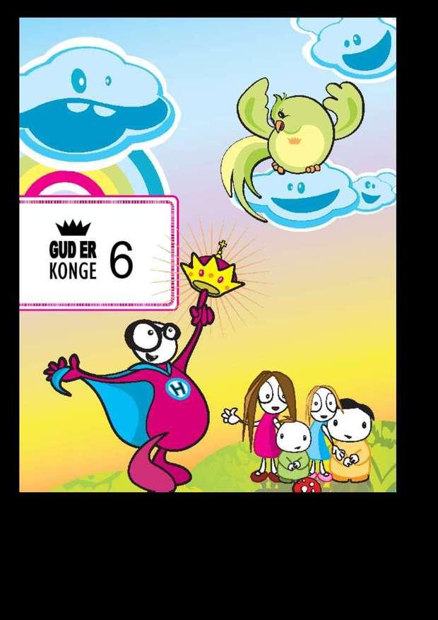 Gud er konge - sæson 6